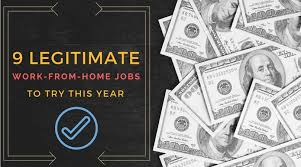 Quick Trip Job Reviews 9 Legitimate Work From Home Jobs For 2019 Club Thrifty