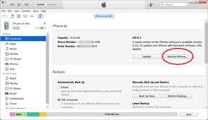 reset disabled locked iphone ipad