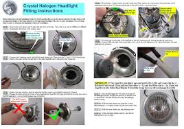 angel eye headlights for land rover series 1 2 3 halogen rhd h4 thumbnail 5 thumbnail 6