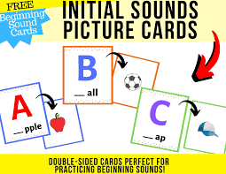 If you teach a learner that you feel these pages have the beginning sound provided, like you see in the picture above. Beginning Sounds Worksheets Pdf Free Plus Alphabet Bookmarks