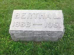 Bertha Lorena Riggs Carrier (1868-1951) - Find A Grave Memorial