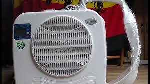 Eurom Ac 2400 Klimaanlage Für Wohnwagen Wohnmobile Mobile Splitklimaanlage