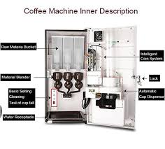 Tea Coffee Vending Machine With Coin Extraordinary Amazon Yoli With Cooling And Heating Function Commercial