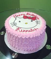 Hello Kitty Layer Cake Classy Girl Cupcakes