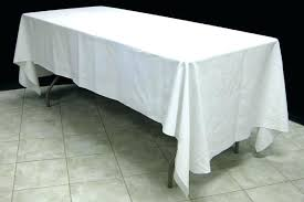 round plastic table cloth 6 ft table cloths amazing how to choose the right table linen size for your wedding or event for what size tablecloth for table