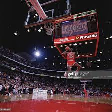 michael stock photos and pictures getty images basketball nba slam dunk contest chicago bulls michael in action making dunk during all star