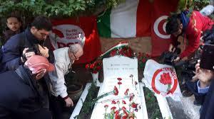 Hammamet, cerimonia a vent'anni dalla morte di Bettino Craxi ...