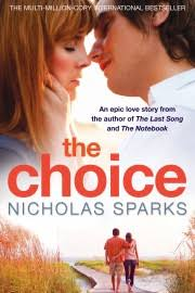nicholas sparks uk films the choice