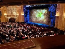Detroit Opera House Section Box 15