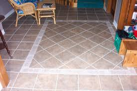 Kitchen Ceramic Tile Flooring Excellent Kitchen Floor Tile Patterns On Floor With Kitchen Floor