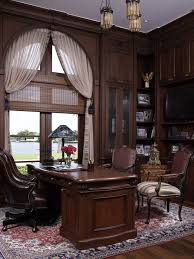 classic home office. Diaz Home Office - Traditional Images By B. Pila Design Studio Classic C