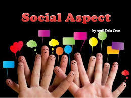 Aspect Social Aspect In Human Life