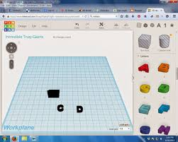 Tinkercad 3d Design Software Library As Makerspace Using Tinkercad To Build A 3d Project