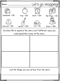 The 25+ best Counting money worksheets ideas on Pinterest | Money ...