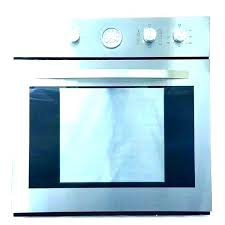 24 inch gas wall oven inch gas wall oven with microwave magic chef black ovens and
