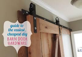 easy diy barn door track. Decor Decorative Barn Door Hardware Amazing Diyabout Remodel Simple Home Pics Of Easy Diy Track D
