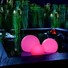 koi pond lighting ideas. Solar Floating Lights Pink Koi Pond Lighting Ideas