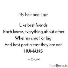 Like Best Friends Each K Quotes Writings By Prateeti Mehta