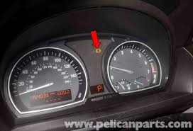 Brake Pad Warning Light On Bmw 3 Series Pelican Parts Technical Article Bmw X3 Brake Pad Sensor