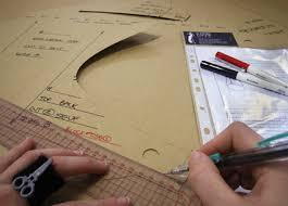 Pattern Making Paper Inspiration Pattern Making Scissors Paper Block