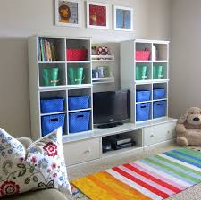 ... Kids room, Cool Playroom Closet Storage Ideas Playroom Closet Storage Ideas  Designs Kids Playroom Storage ...