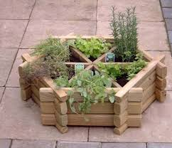 Small Picture Small Herb Garden Design Home