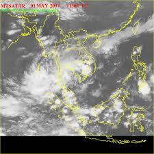 พายุดีเปรสชั่นในอ่าวไทย