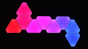 Nanoleaf Aurora Smart Lighting Demo