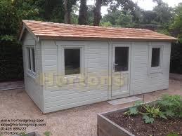 timber garden office. Log Cabin Made To Measure Garden Office Timber