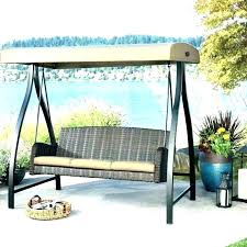 3 person patio swing with canopy creative canopy swings images living accents steel 3 person swing 3 person patio swing