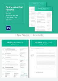 Business Analyst Resume Template Business Analyst Resume Template Word It If You Need A 59