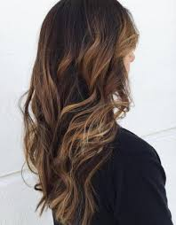 Hairstyle Dark To Light 60 Hairstyles Featuring Dark Brown Hair With Highlights
