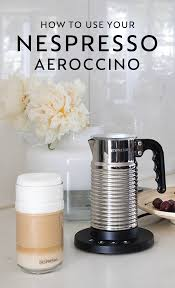 It consists of 2 parts: Amplify Your Morning Coffee Ritual With This Easy How To Guide For Using Your Nespresso Aeroccino Machine U Nespresso Recipes Coffee Milk Milk Frother Recipes