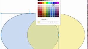 Insert Venn Diagram In Google Slides Venn Diagram In Google Drawings Youtube