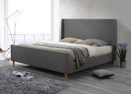 luxeo bedford king upholstered platform bed  reviews  wayfair