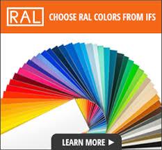 Powder Coat Ral Chart Ral Powder Colors Ifs Coatings