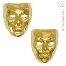 goud masker