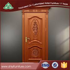 Interesting Wooden Door Design Doors Suppliers And Manufacturers At Alibabacom