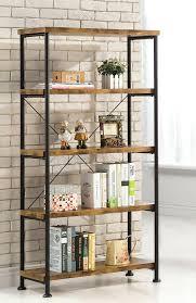 metal bookcase with glass doors india bookshelf target