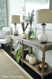 console table decor. Entryway Table Decoration Ideas Alluring Foyer Entry Tables And Best Decor On Home . Console