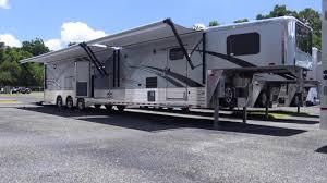 2017 sundowner 48 toy hauler ocala trailer modern muscle cars