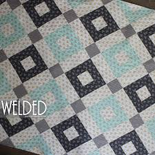Piece N Quilt: Welded - An AGF Stitched Free Pattern & a Give-Away! & This quilt was so fun, and fast to make. the pieces are large so cutting  and sewing is really fast. The pattern for this quilt is a free pattern, ... Adamdwight.com