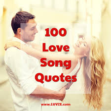 Love Song Quotes Adorable 48 Best Love Song Quotes