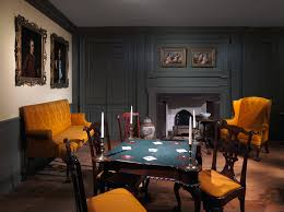 ... Woodwork of a Room from the Colden House, Coldenham, ...
