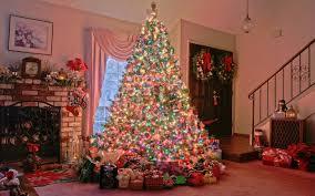 christmas tree desktop wallpaper - www.