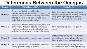 Omega 3 6 7 9 Whats The Difference Mdcurrent India