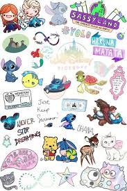 Drawn Disney Tumblr Background Free Clipart On Dumielauxepicesnet