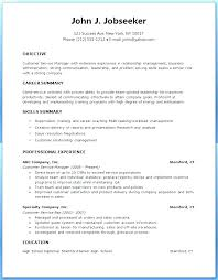 Free Downloadable Resume Templates For Word 2010 Adorable Microsoft Resume Template Download Netdoma