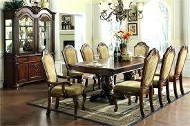 formal dining room furniture. Formal Dinette Sets Dining Room Furniture Set Elegant Tables I