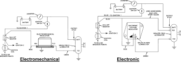 wiring diagram of automotive voltage regulator wiring a couple electrical questions the cj2a page forums page 1 on wiring diagram of automotive voltage
